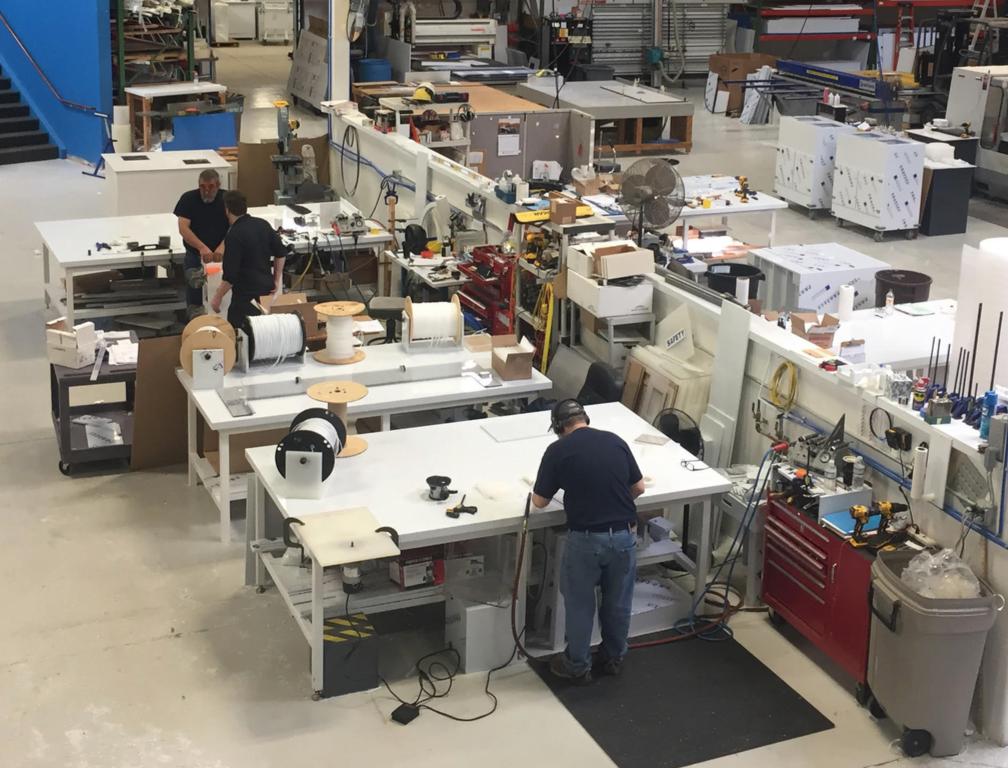 plastic concepts shop floor