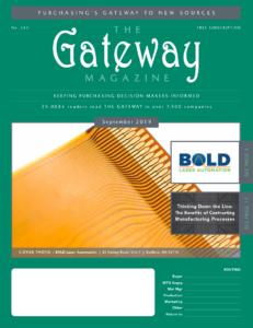 Gateway September manufacturing